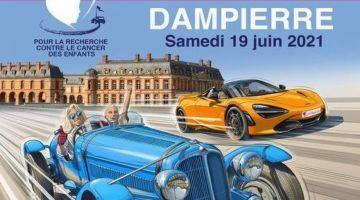 Rallye du cœur de Versailles - Edition 2020