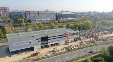 Démarrage des travaux d'une importante concession à Villiers-sur-Marne (94)
